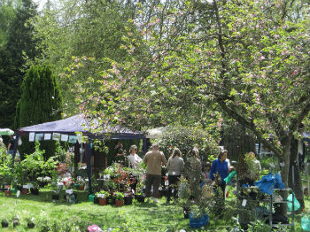 Rowdeford Charity Trust Garden Fair
